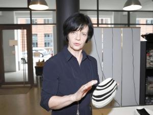 Christine M.-Korner - Glasdesignerin
