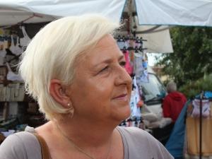 Andrea Lehmann - Bio-Olivenöl-Produzentin