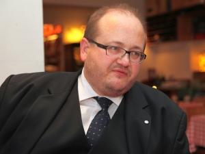 Nils Busch-Petersen - Jurist u. Hauptgeschäftsführer des Handelsverbandes Berlin-Brandenburg