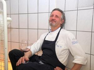Andreas Staack - Gastgeber und Koch