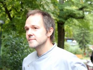 Marco Müller - Sternekoch Rutz Weinbar