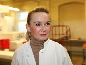 Beba Ziegler - Lachsproduzentin