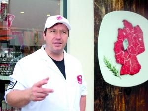 Dirk Ludwig - Metzgermeister und Steakexperte