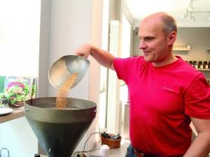 Dr. Frank Besinger - Bio-Ölmühle