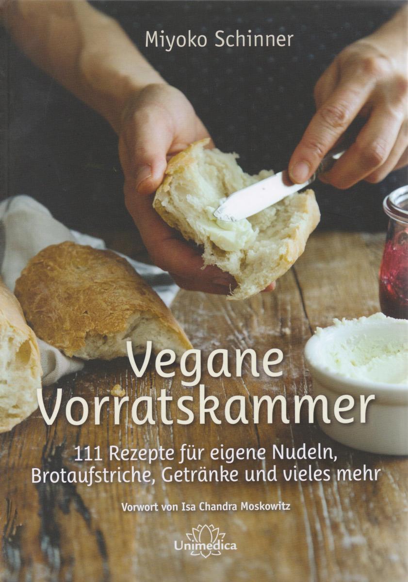 kochbuch vegane vorratskammer
