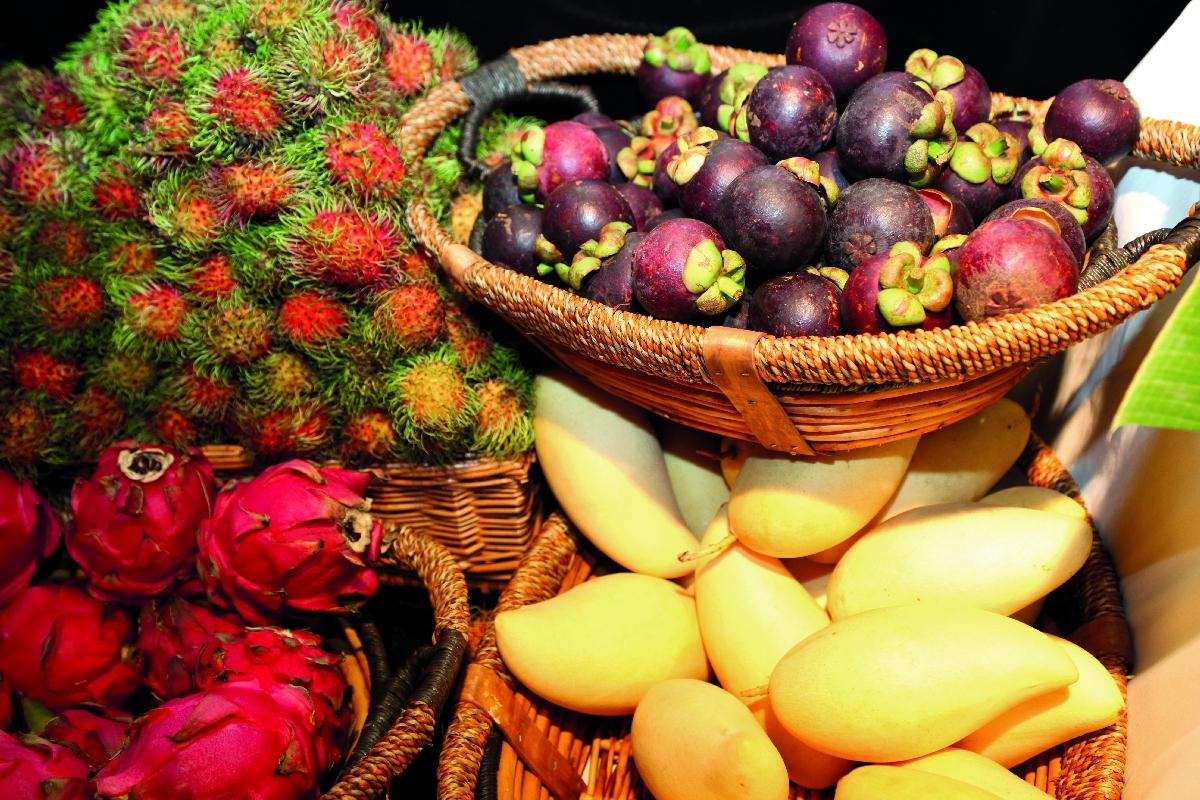 Exotische Früchte aus Thailand, Rafael Neitzsch