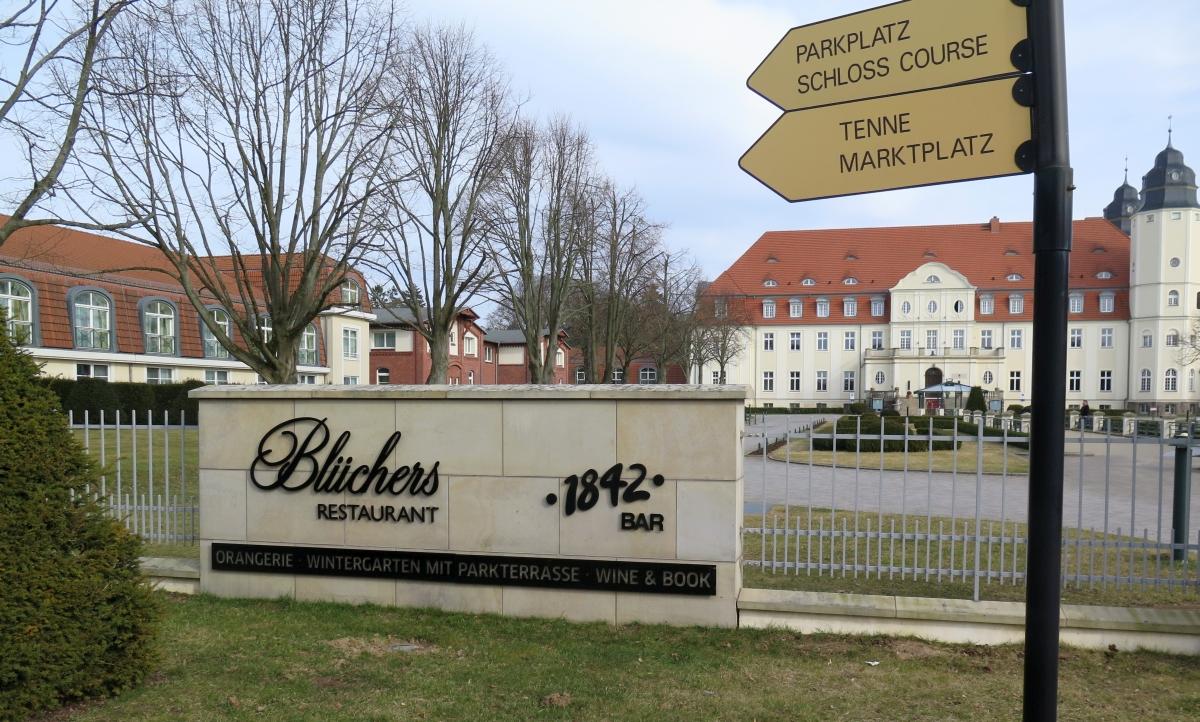 Restaurant Blüchers by Lafer