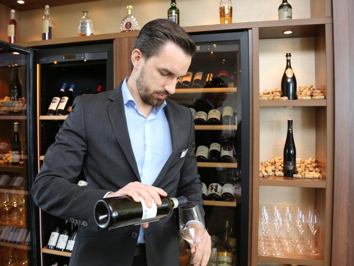 Christian Freier Restaurantchef Ostseelounge