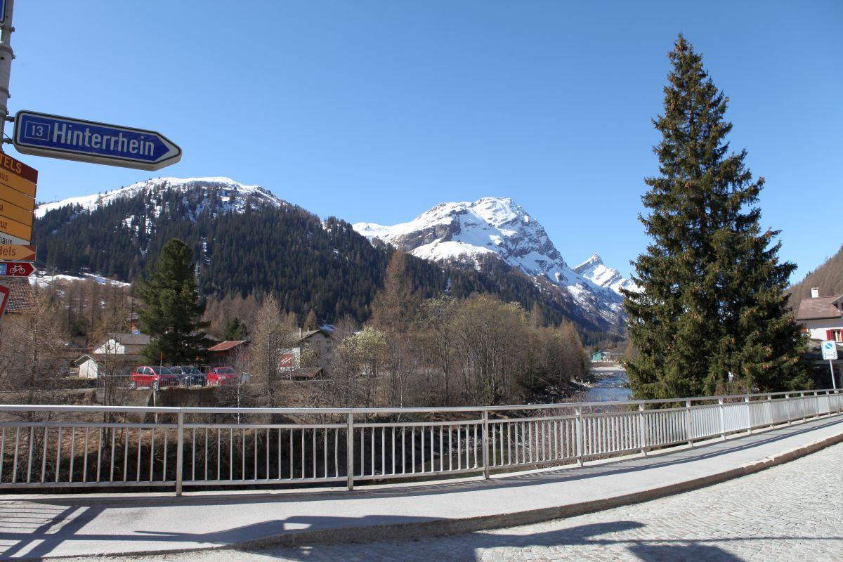 Graubünden Splügen