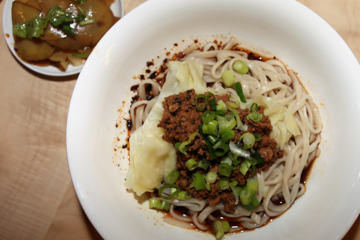 Chungking Noodles